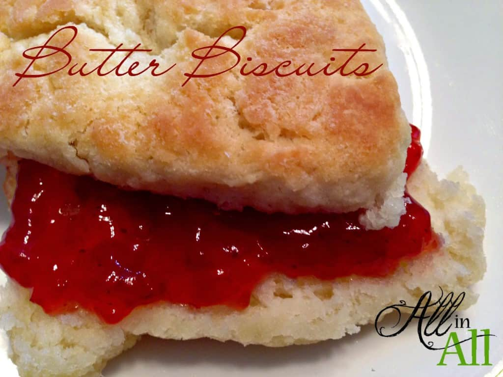 Butter-Biscuits