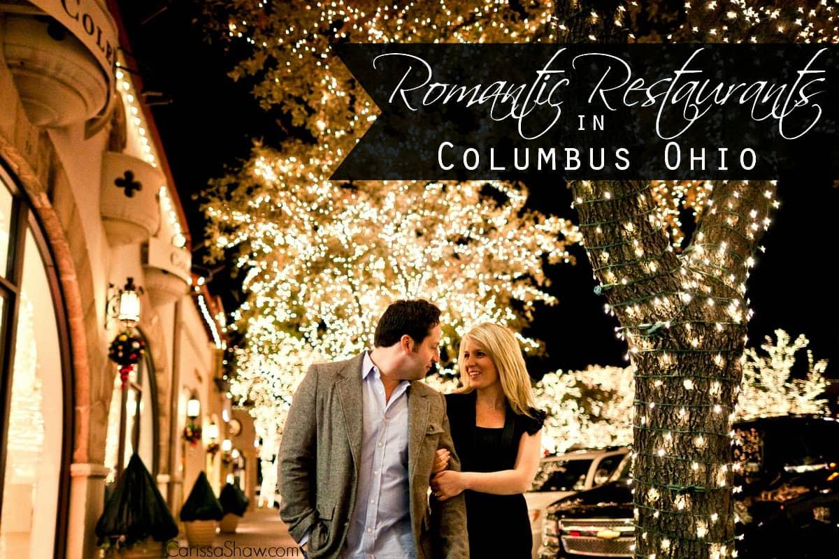 Romantic restaurants in columbus ohio mom needs chocolate for Fish restaurants in columbus ohio
