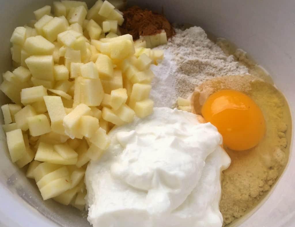 Adding Flour To Cake Mix To Make Cookies