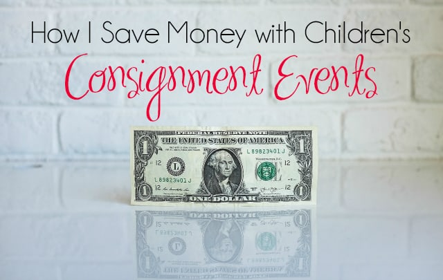 How I Save Money with Children's Consignment Events | Save Money | Kids Clothes | Kids Fashion | Frugal Mom