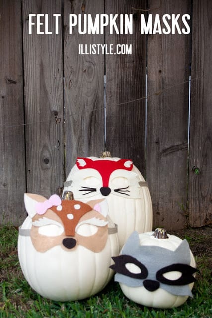 http://www.illistyle.com/crafts/halloween-felt-animal-masks/