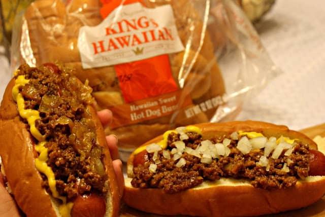 Cney Island Johnstown Hot Dog Sauce Recioe