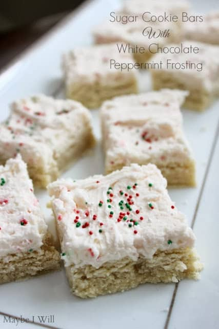 http://maybeiwill.com/sugar-cookie-bars-with-white-chocolate/