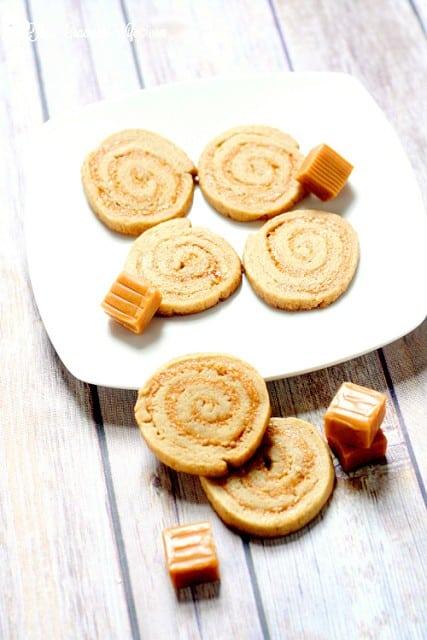 http://www.thegraciouswife.com/caramel-cream-pinwheels-christmas-cookies-recipes/