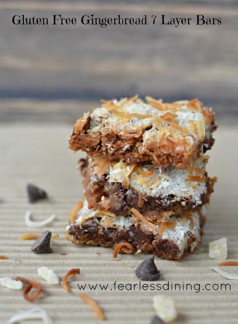 http://www.fearlessdining.com/2014/12/01/gluten-free-gingerbread-7-layer-bars/