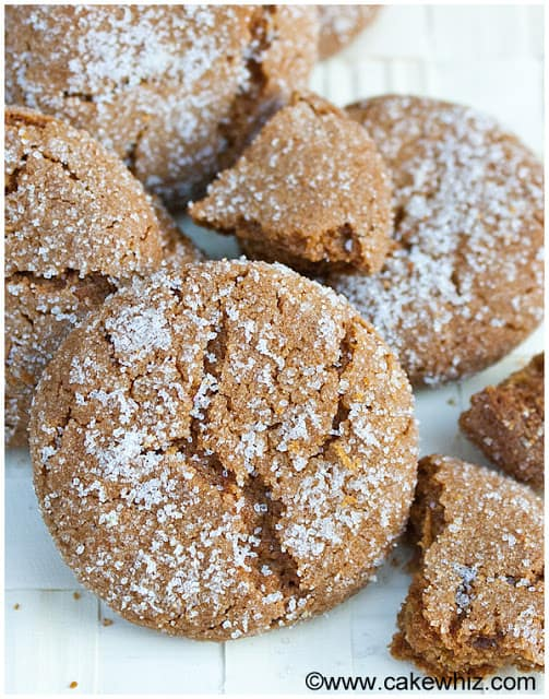 http://cakewhiz.com/molasses-crinkle-cookies/