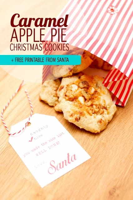 http://spaceshipsandlaserbeams.com/blog/2014/11/party-food/caramel-apple-pie-christmas-cookie-recipe