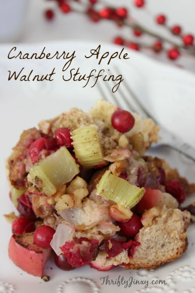 http://thriftyjinxy.com/cranberry-apple-walnut-stuffing-recipe/