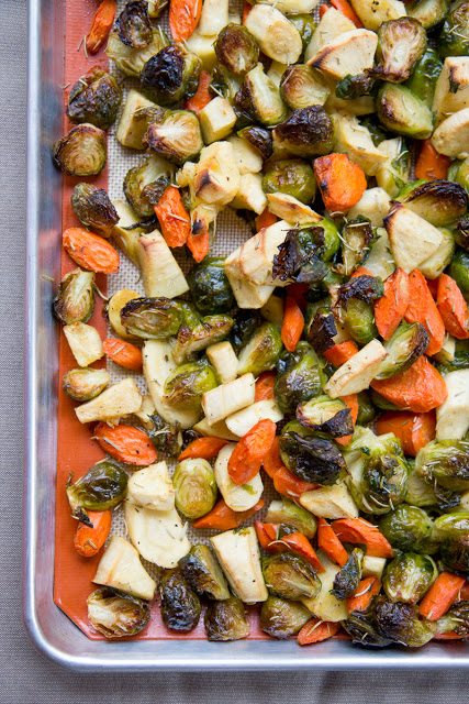 http://backtoherroots.com/2014/11/29/roasted-brussels-sprouts-parsnips-carrots/
