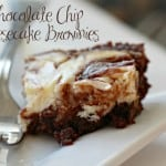 Chocolate Chip Cheesecake Brownies
