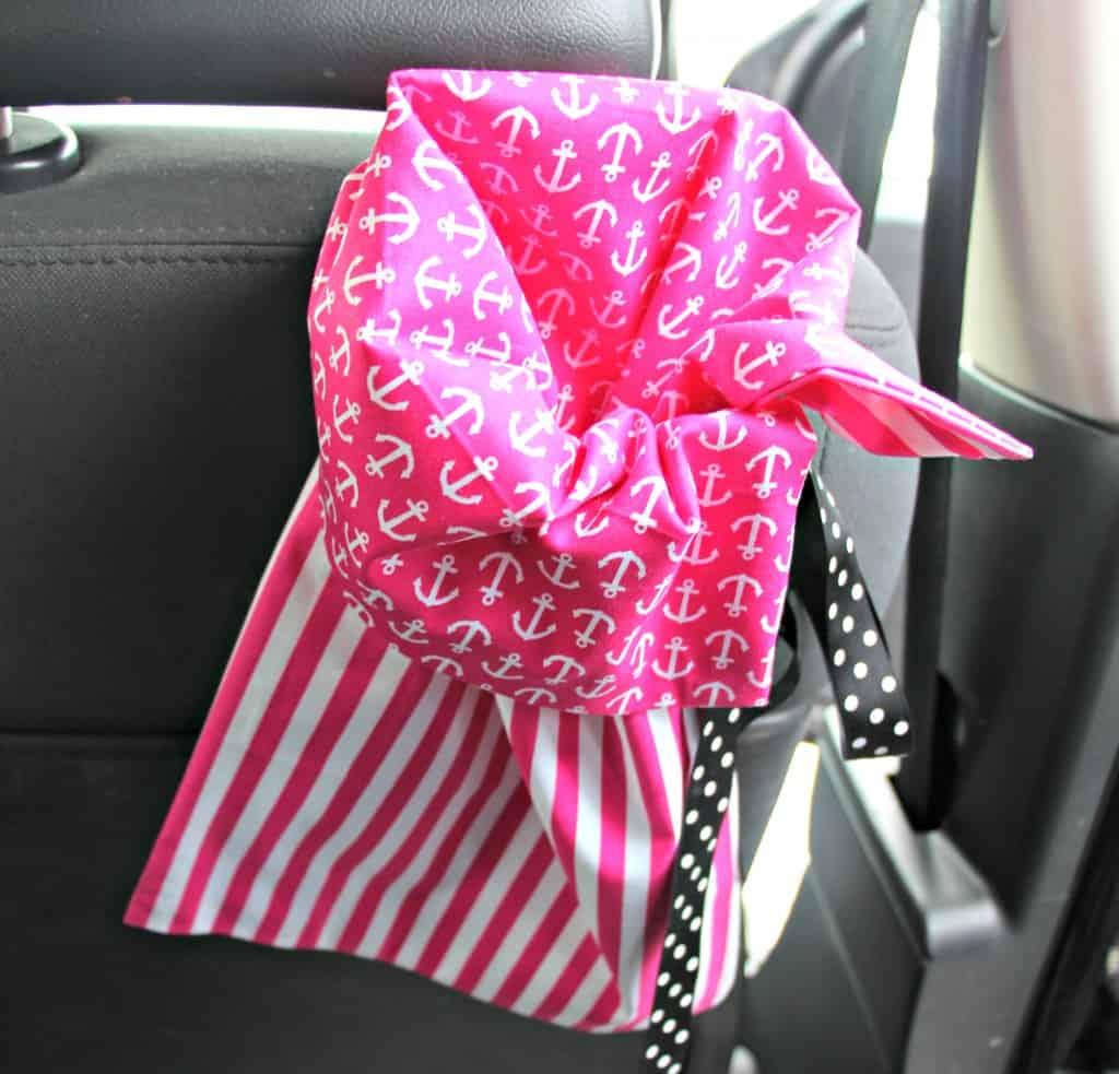 No-Sew-Car-Trash-Bags-5
