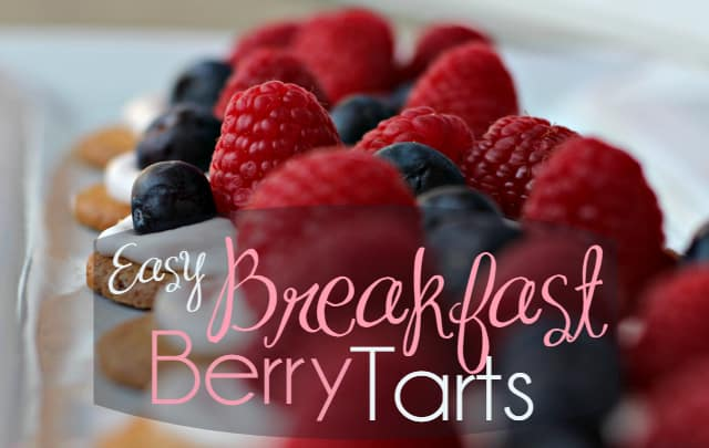 Easy Breakfast Tarts Feat