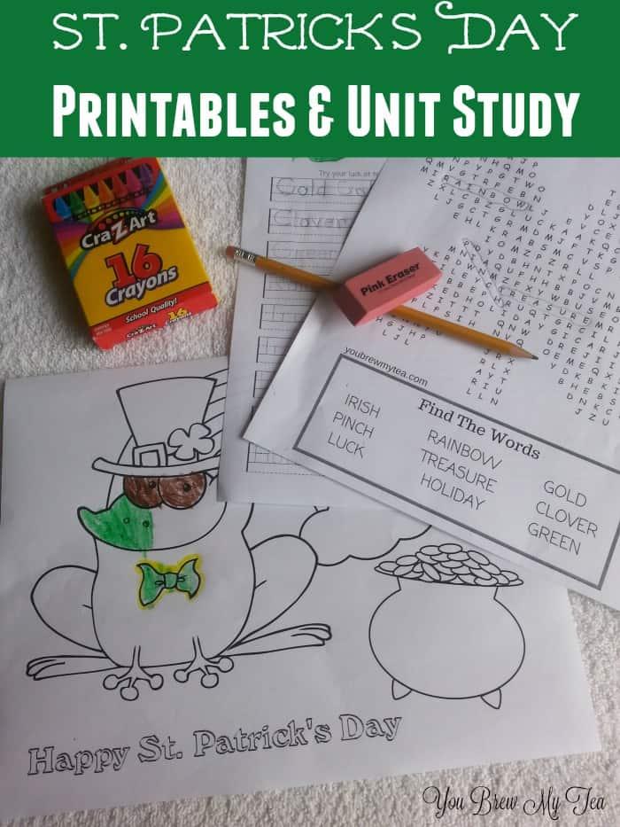 St-Patricks-Day-Printables-Unit-Study