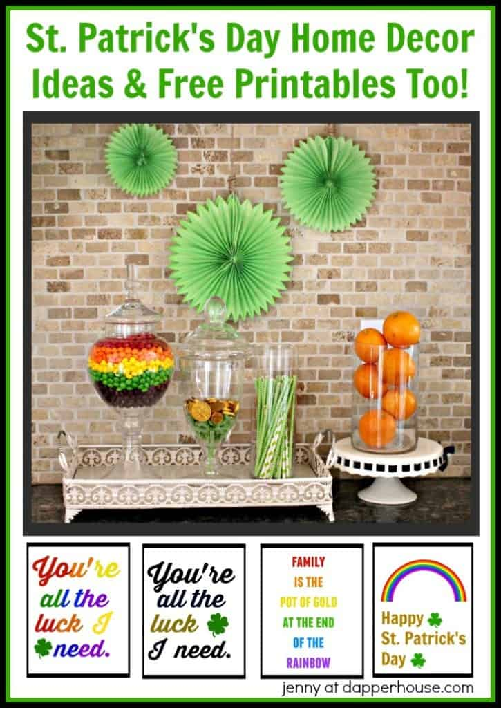 St patrick 39 s day decoration ideas for kids mom needs for St patricks day decorations for the home