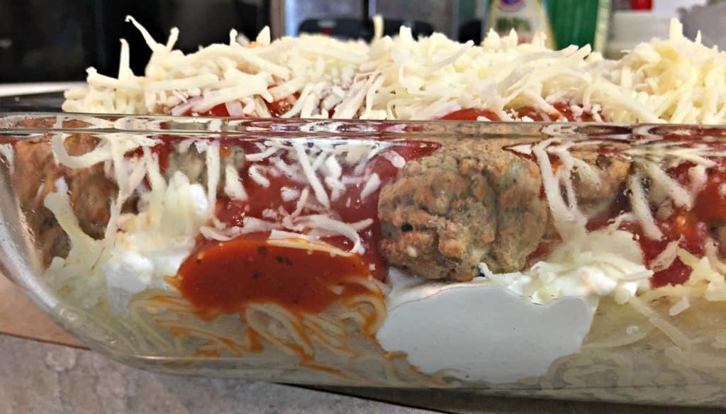 Million Dollar Spaghetti and Meatballs 2