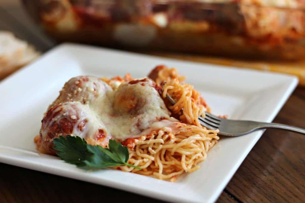 Million Dollar Spaghetti and Meatballs 7