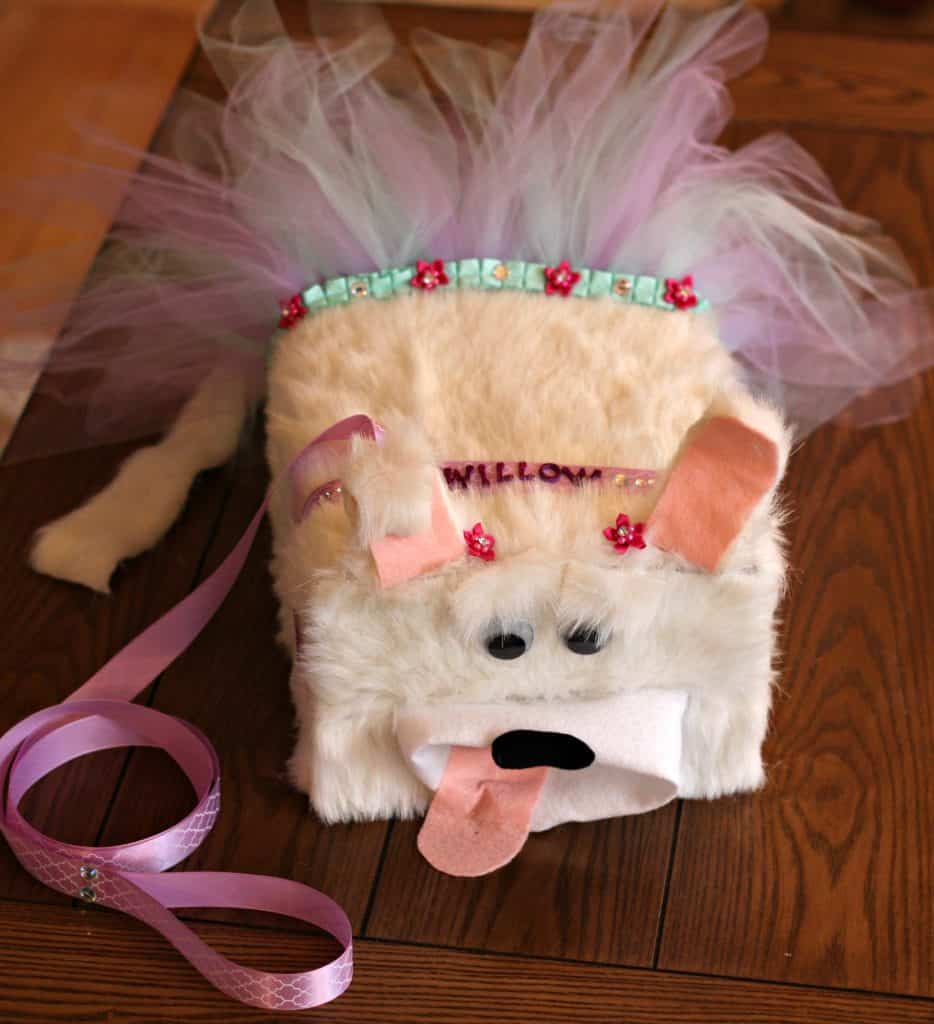 Puppy Valentines Box 1