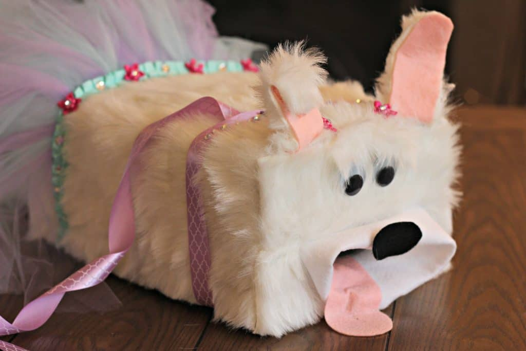 Puppy Valentines Box 12