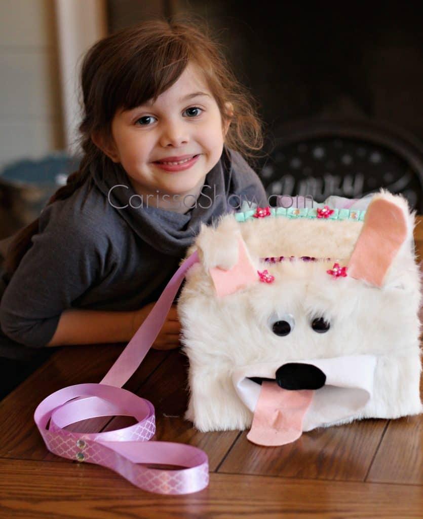 Puppy Valentines Box 3