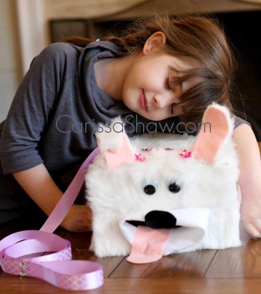 Puppy Valentines Box 4