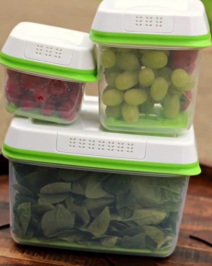 Five Minute Fruit Salad
