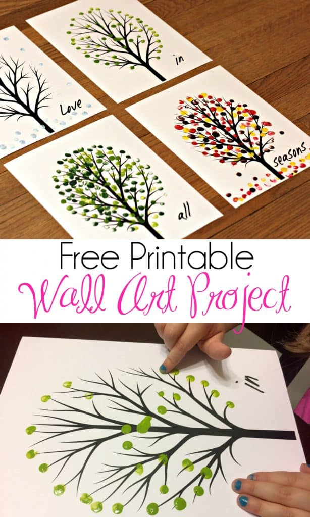 Dynamic image inside free printable crafts