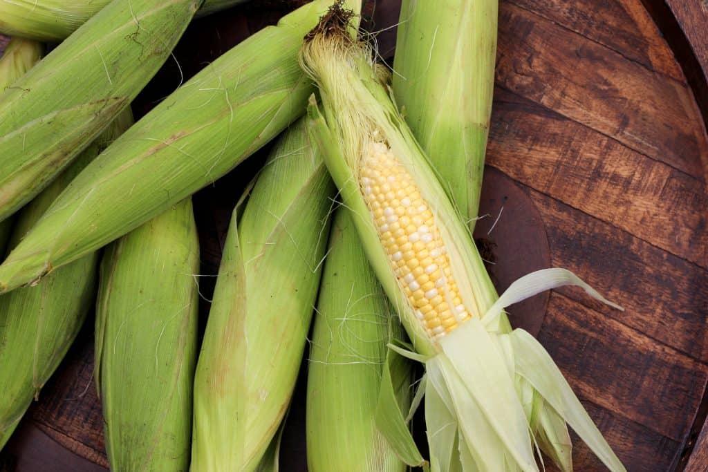 Sunshine Sweet Corn Soup
