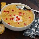 Sunshine Sweet Corn Soup 5