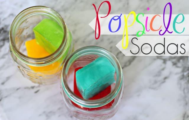 Popsicle Sodas 1
