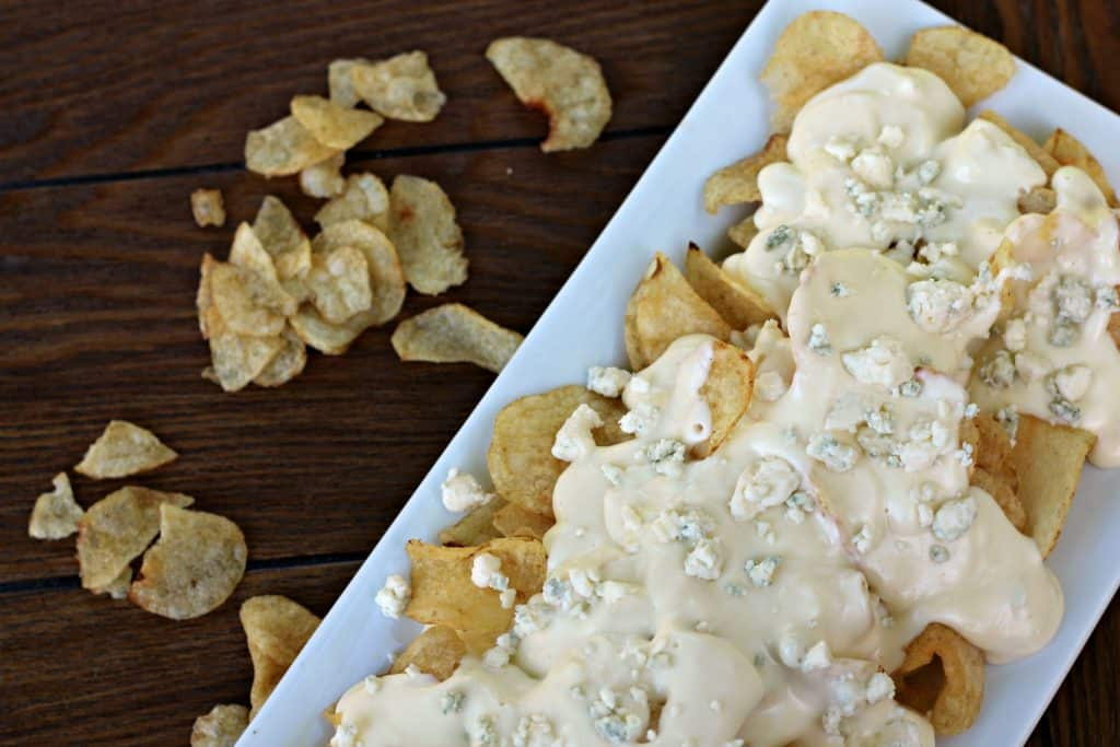 Blue Cheese Chips 8
