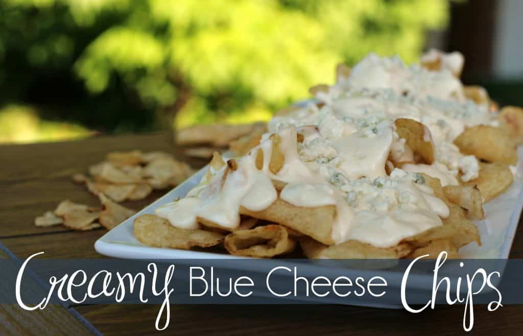 Blue Cheese Chips hero