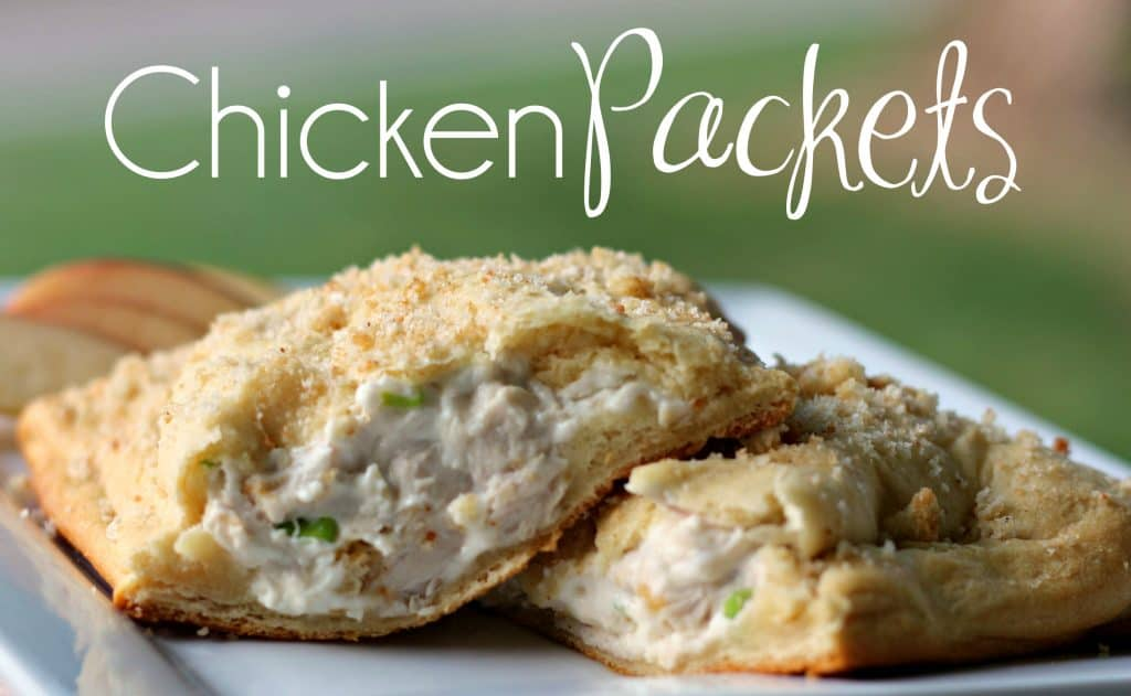 Chicken Packets 30 Minute Meal