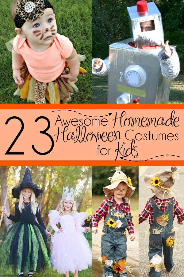 23 awesome homemade halloween costumes for kids homemade costumes halloween costumes kids costumes