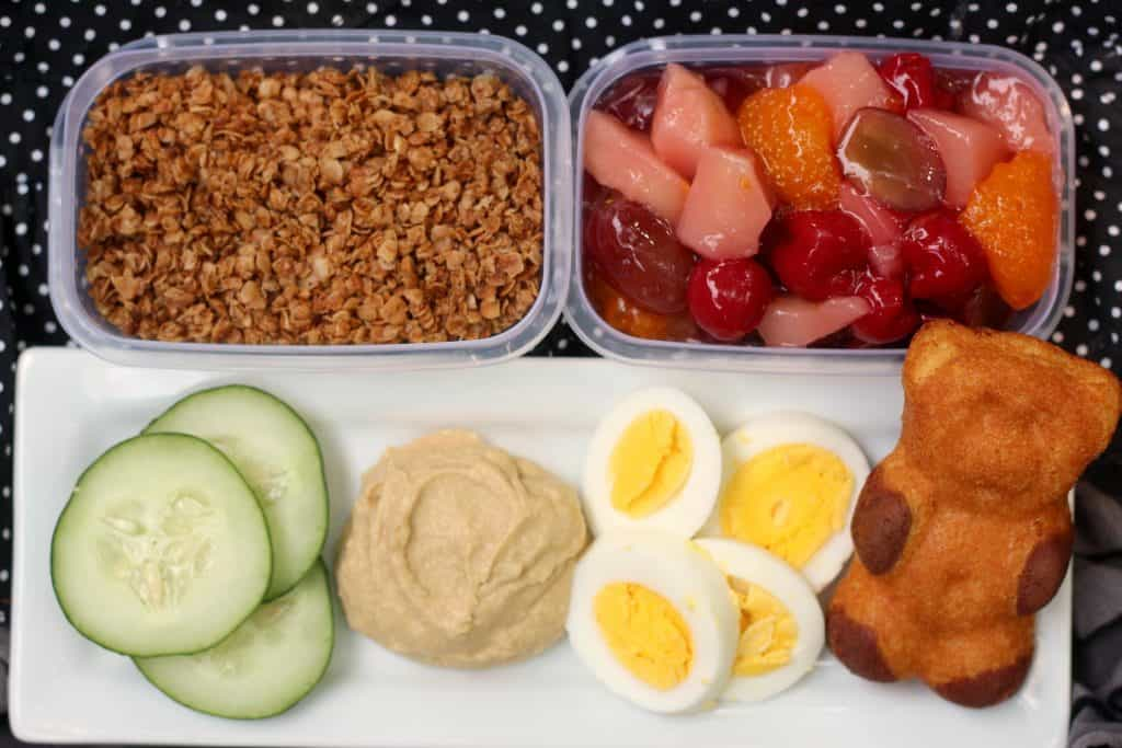 Easy Ideas for Kids Lunches