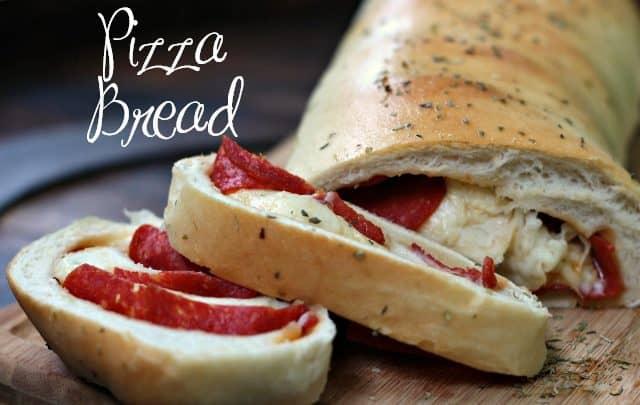 Pizza Bread feature