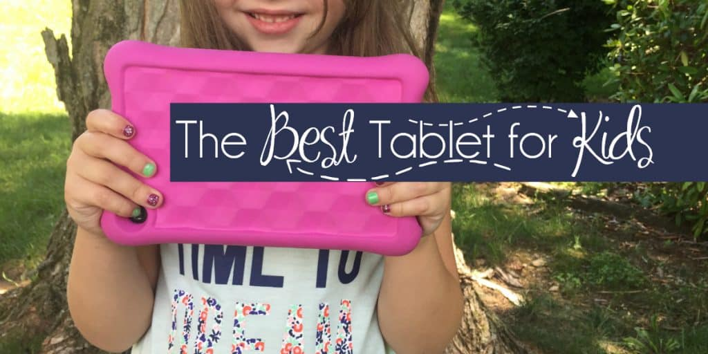 The Best Tablet for Kids fb