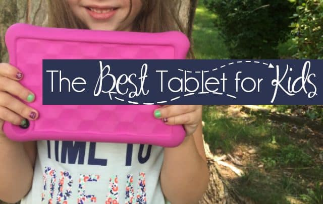 The Best Tablet for Kids feature