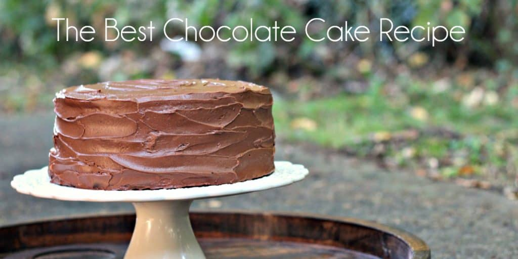 Should Chocolate Cake Be Refrigerated