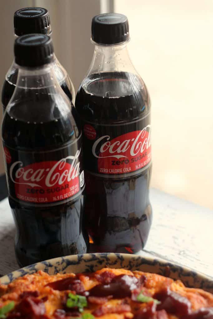 BBQ Chicken Dip Recipe | Coca-Cola Zero Sugar