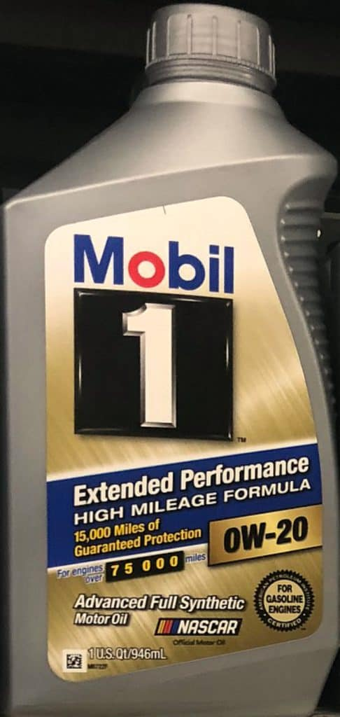 Free Printable Car Maintenance Tracker | Mobil 1 Extended Performance High Mileage Formula