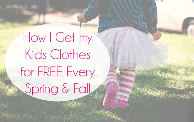 How I Save Money with Children's Consignment Events