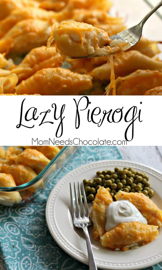 Lazy Pierogi | #30MinuteMeals #QuickDinner #EasyDinner #FamilyDinner | A quick and easy family dinner that is also cheap to make!