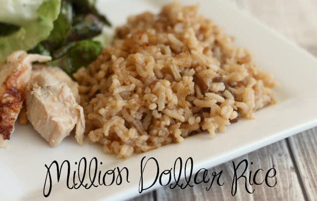Million Dollar Rice