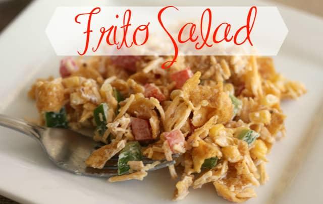 Frito Salad Recipe