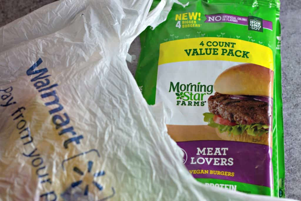MorningStar Farms Meat Lovers Burgers - Vegetarian BBQ Burger Sliders and Homemade Potato Chips