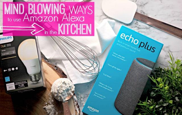 12 Mind Blowing Ways to Use Amazon Alexa in the Kitchen