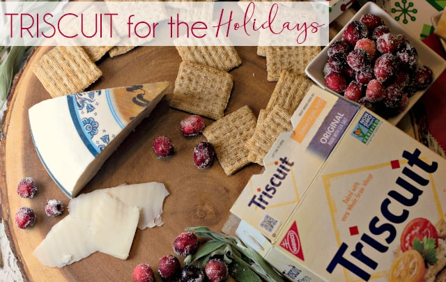 Triscuit for the Holidays