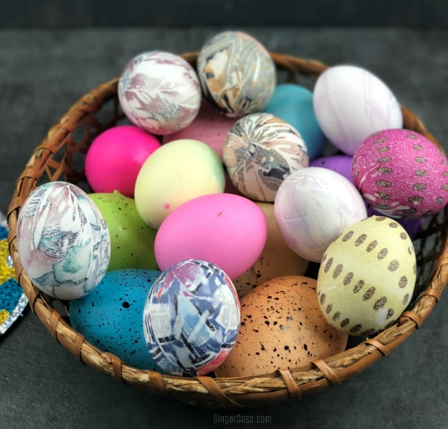 21 Fun Ways to Decorate Easter Eggs