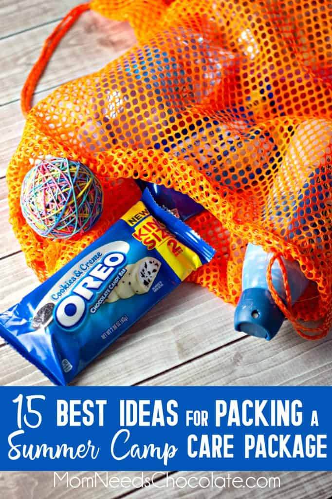 15 Best Ideas for Packing a Summer Camp Care Package