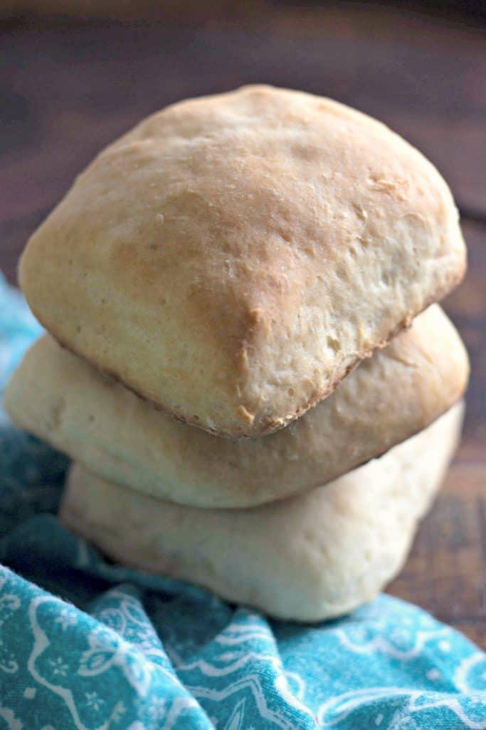 Angel Biscuits - Yeast Raised Biscuit Recipe